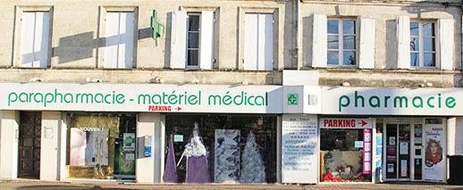 Pharmacie Turcat, Carbon-Blanc