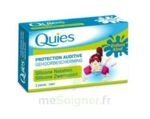 QUIES SILICONE NATATION, bt 6 à Carbon-Blanc