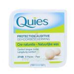 QUIES PROTECTION AUDITIVE CIRE NATURELLE 8 PAIRES à Carbon-Blanc