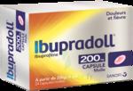 IBUPRADOLL 200 mg, capsule molle à Carbon-Blanc