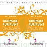 Secrets des Fées Gommage Purifiant Peaux Sensibles à Carbon-Blanc
