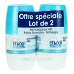 ETIAXIL DEO 48H ROLL-ON LOT 2 à Carbon-Blanc