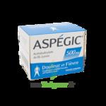 ASPEGIC 500 mg, poudre pour solution buvable en sachet-dose à Carbon-Blanc