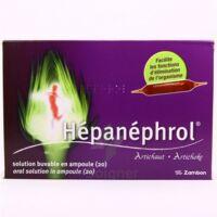HEPANEPHROL, solution buvable en ampoule à Carbon-Blanc