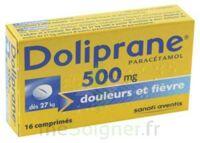 DOLIPRANE 500 mg Comprimés 2plq/8 (16) à Carbon-Blanc
