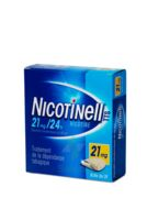 NICOTINELL TTS 21 mg/24 h, dispositif transdermique B/28 à Carbon-Blanc