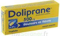 DOLIPRANE 500 mg Gélules B/16 à Carbon-Blanc