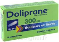 DOLIPRANE 300 mg Suppositoires 2Plq/5 (10) à Carbon-Blanc