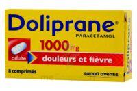 DOLIPRANE 1000 mg Comprimés Plq/8 à Carbon-Blanc