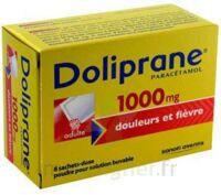 DOLIPRANE 1000 mg Poudre pour solution buvable en sachet-dose B/8 à Carbon-Blanc