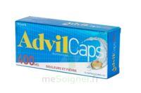 ADVILCAPS 400 mg, capsule molle B/14 à Carbon-Blanc