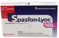 SPASFON LYOC 160 mg, lyophilisat oral à Carbon-Blanc