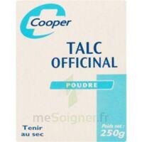 COOPER TALC, bt 250 g à Carbon-Blanc