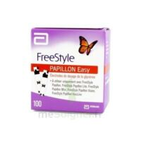Freestyle Papillon Easy Électrode 2Fl/50 à Carbon-Blanc