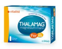 Thalamag Fer B9 Vitalité 60 gélules à Carbon-Blanc