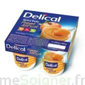 DELICAL NUTRA'POTE DESSERT AUX FRUITS, 200 g x 4 à Carbon-Blanc