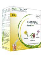 NATURACTIVE FLUIDE STICK URINAIRE, bt 15 à Carbon-Blanc