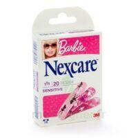 NEXCARE SENSITIVE DESIGN BARBIE, bt 20 à Carbon-Blanc