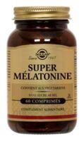 SOLGAR SUPER MELATONINE à Carbon-Blanc