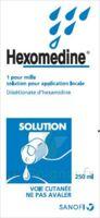 HEXOMEDINE 1 POUR MILLE S appl loc Fl/250ml à Carbon-Blanc