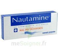 NAUTAMINE, comprimé sécable à Carbon-Blanc