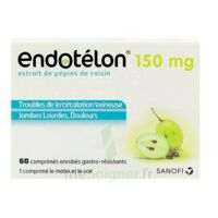 ENDOTELON 150 mg, comprimé enrobé gastro-résistant à Carbon-Blanc