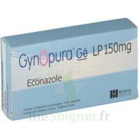 GYNOPURA L.P. 150 mg, ovule à libération prolongée Plq/2 à Carbon-Blanc