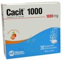 CACIT 1000 mg, comprimé effervescent à Carbon-Blanc