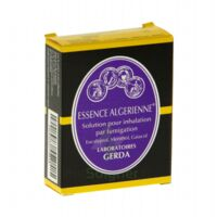 ESSENCE ALGERIENNE, solution pour inhalation par fumigation à Carbon-Blanc