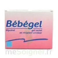 BEBEGEL, gel rectal en récipient unidose à Carbon-Blanc
