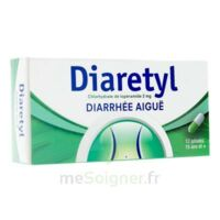 DIARETYL 2 mg, gélule à Carbon-Blanc