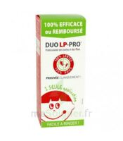 Duo LP-Pro Lotion radicale poux et lentes 150ml à Carbon-Blanc