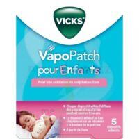 VICKS VAPOPATCH ENFANTS à Carbon-Blanc