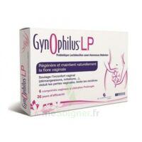 Gynophilus LP Comprimés vaginaux B/6 à Carbon-Blanc