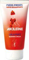 Akileïne Crème réchauffement pieds froids 75ml à Carbon-Blanc