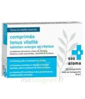 SOS AROMA Cpr tonus vitalité à Carbon-Blanc