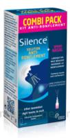 SILENCE COMBI PACK  anti-ronflement à Carbon-Blanc