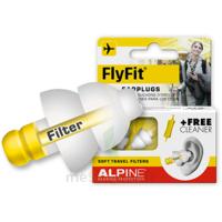 Bouchons d'oreille FlyFit ALPINE à Carbon-Blanc