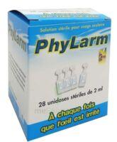 PHYLARM, unidose 2 ml, bt 28 à Carbon-Blanc