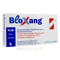 BLOXANG Eponge de gélatine stérile hémostatique B/5 à Carbon-Blanc