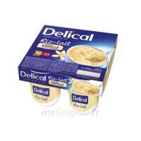 DELICAL RIZ AU LAIT Nutriment vanille 4Pots/200g à Carbon-Blanc