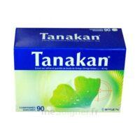 TANAKAN 40 mg, comprimé enrobé PVC/alu/90 à Carbon-Blanc