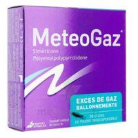 METEOGAZ Poudre orodispersible 20 sticks à Carbon-Blanc