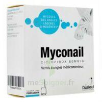MYCONAIL 80 mg/g, vernis à ongles médicamenteux à Carbon-Blanc