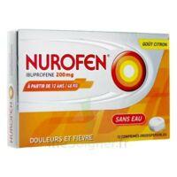 NUROFEN 200 mg, comprimé orodispersible à Carbon-Blanc
