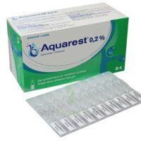 AQUAREST 0,2 %, gel opthalmique en récipient unidose à Carbon-Blanc