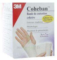 COHEBAN, blanc 3 m x 7 cm à Carbon-Blanc
