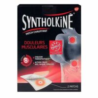 SYNTHOLKINE PATCH PETIT FORMAT, bt 2 à Carbon-Blanc