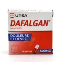 DAFALGAN 500 mg Gélules 2plq/8 (16) à Carbon-Blanc