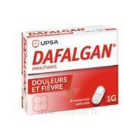 DAFALGAN 1000 mg Comprimés pelliculés Plq/8 à Carbon-Blanc